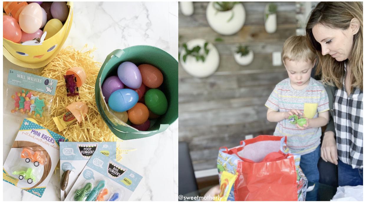 Last Minute Easter Basket Fillers