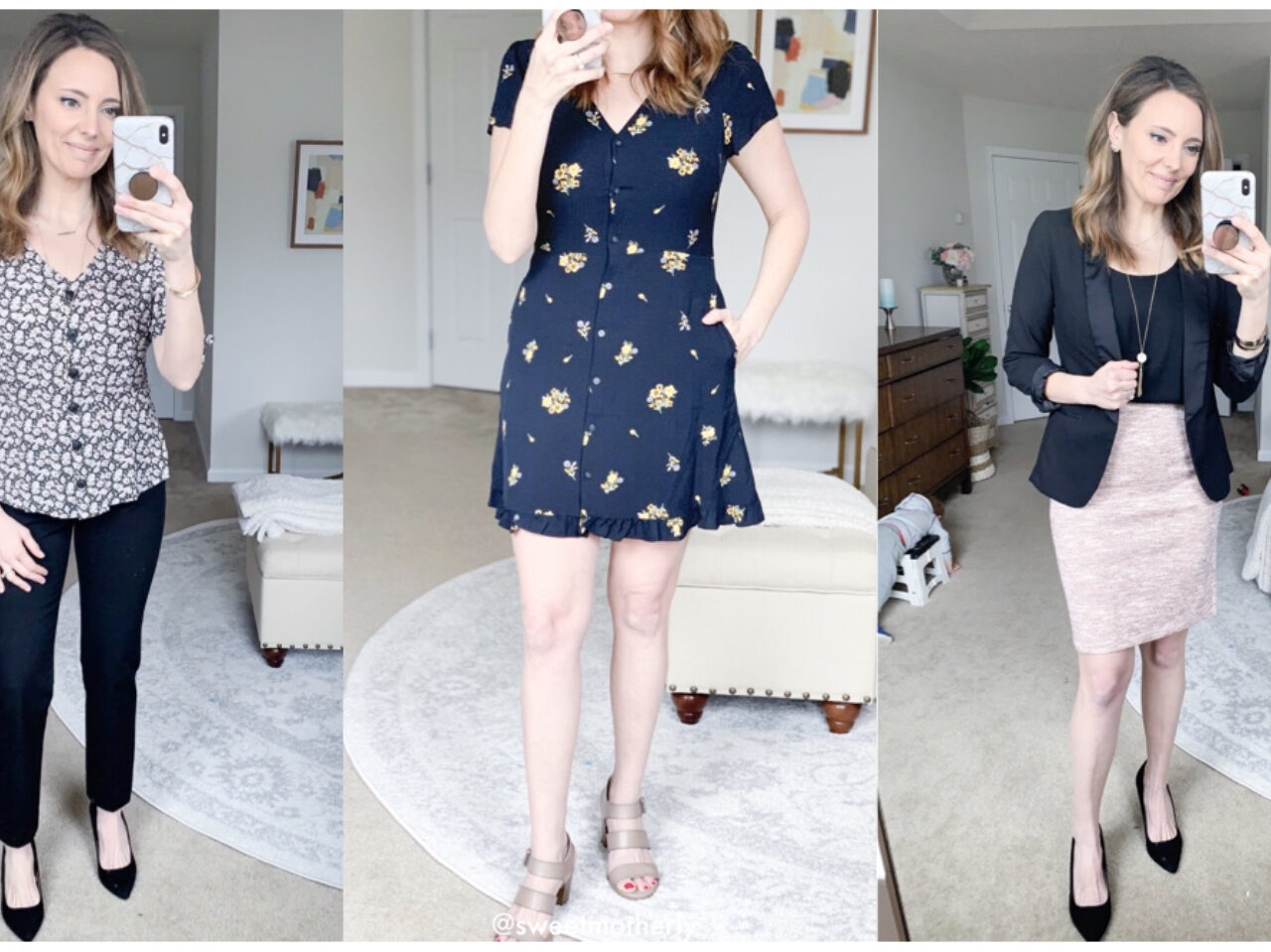 Weekly Work Wardrobe: Easter Dress Part 2