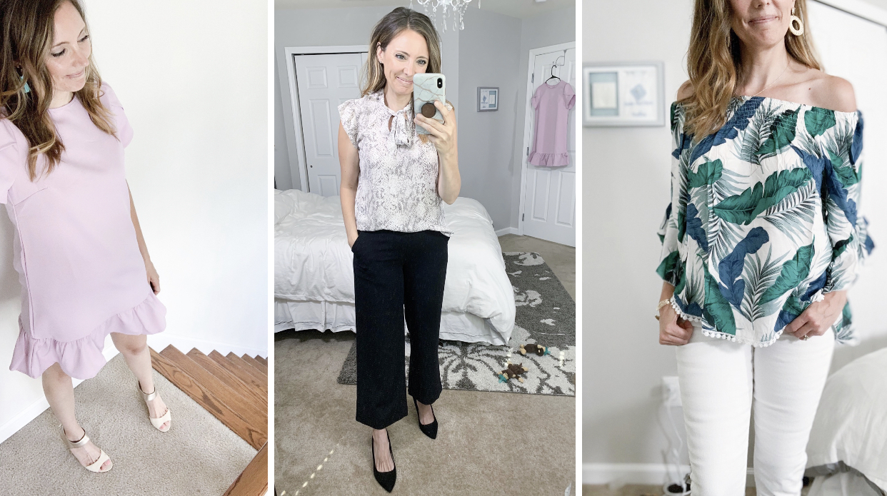 Weekly Work Wardrobe – A little bit of Amazon, Target, Loft..AND some REALLY good deals (you don't want to miss)