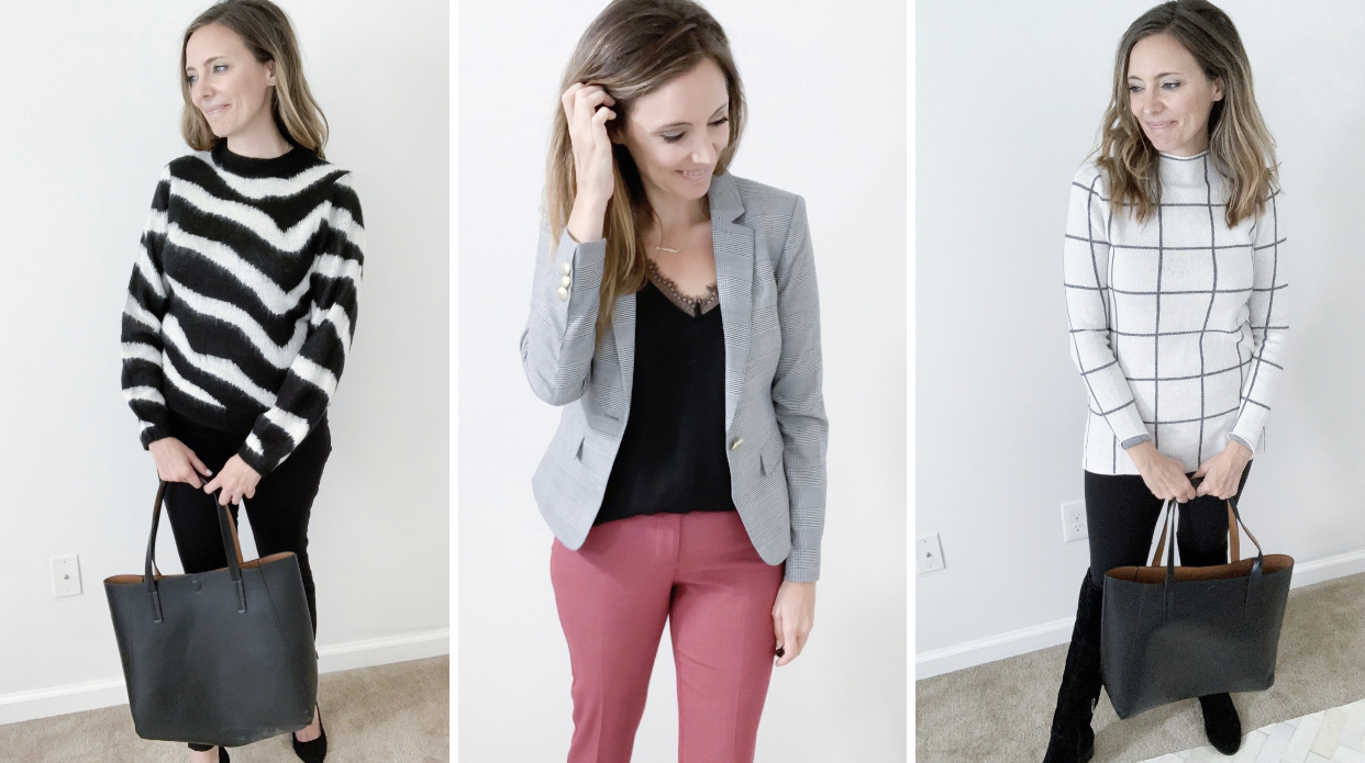 Affordable Fall Work Wear Trends to Try Right Now