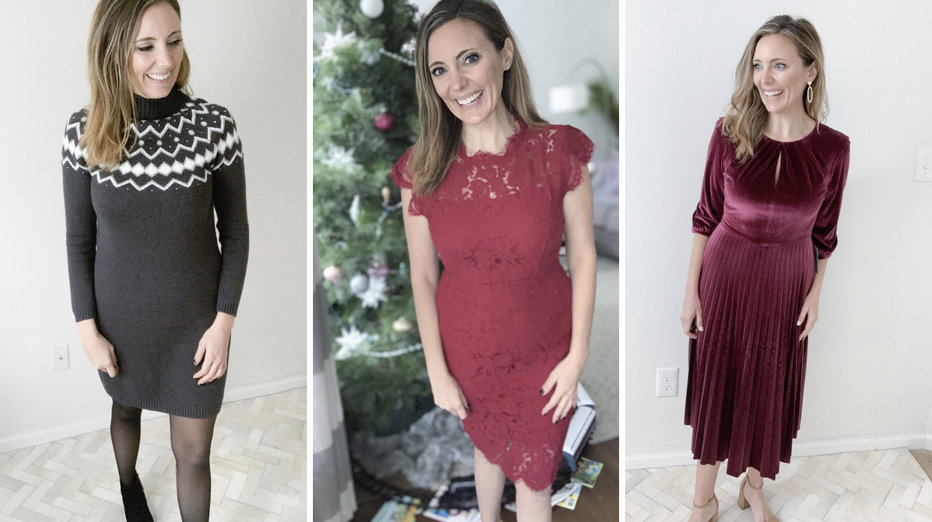 Holiday Outfits to Order Right Now!