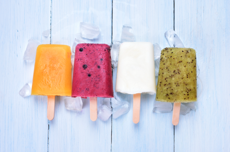 Superfood (Popsicle) Smoothie