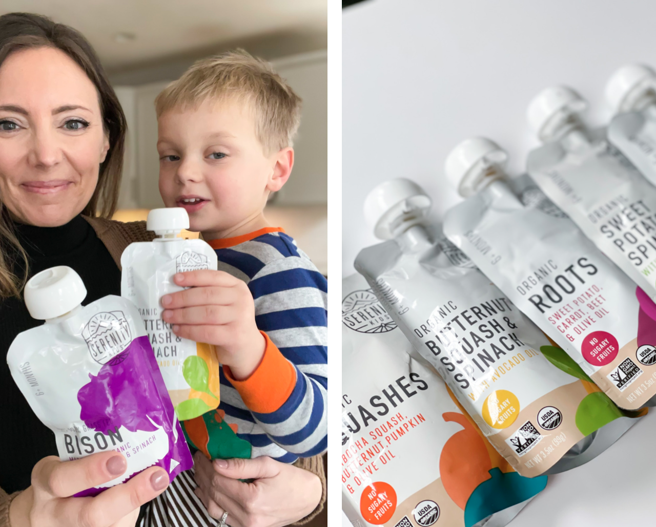 My Top Organic Baby Food Pouch Pick