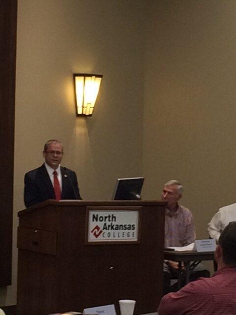 NWAEDD hosts Annual Meeting, Secretary of State Keynote Speaker