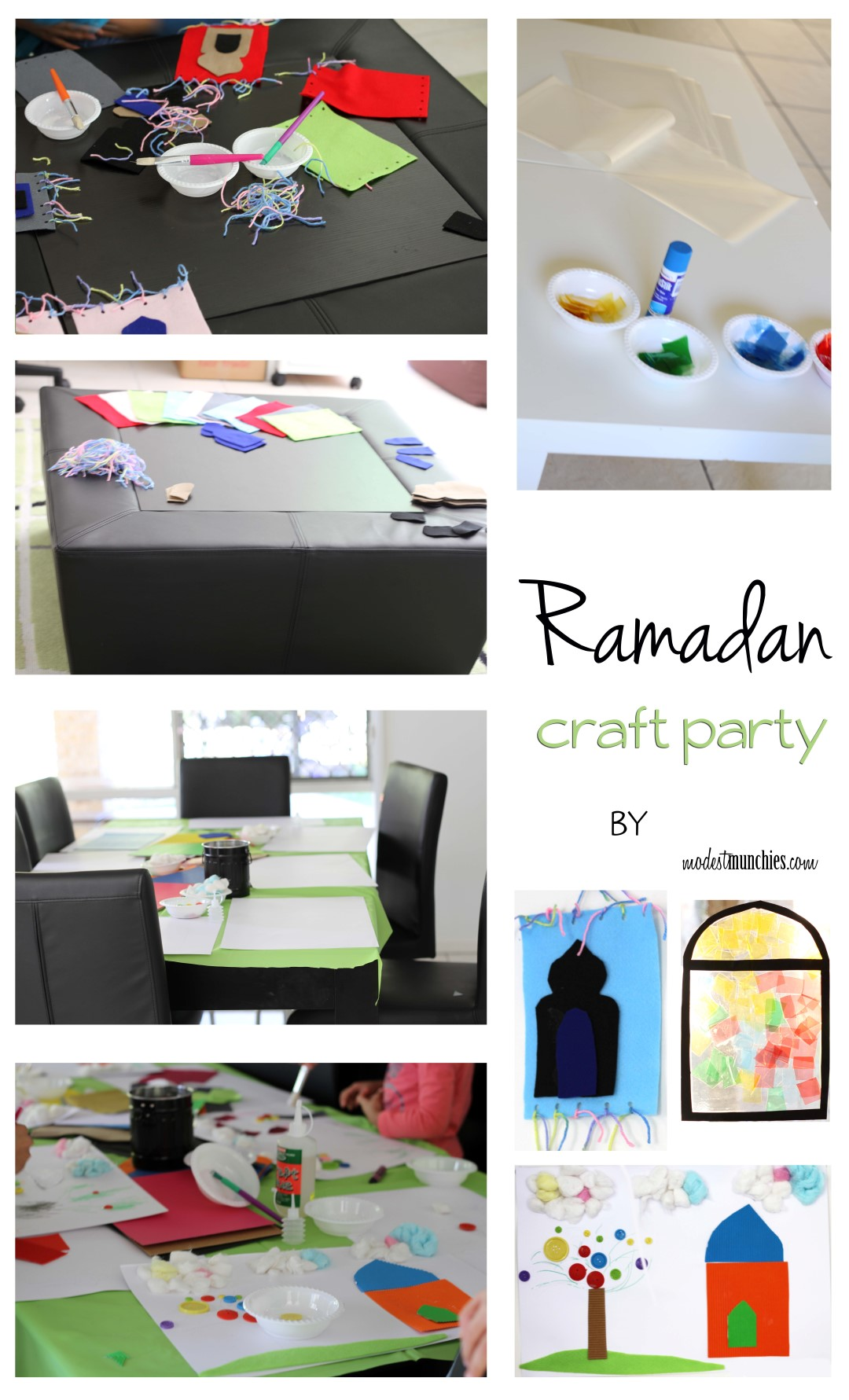 Ramadan craft party image (Large)
