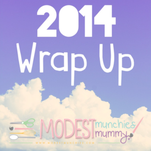 Modest Munchies 2014 Wrap UP