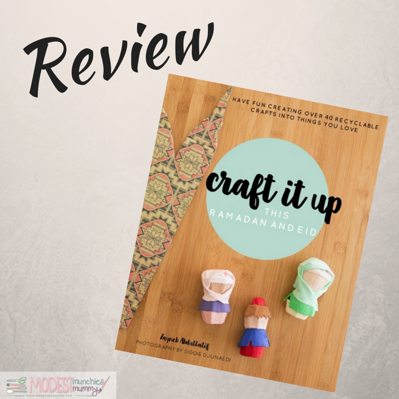 Review - craft it up