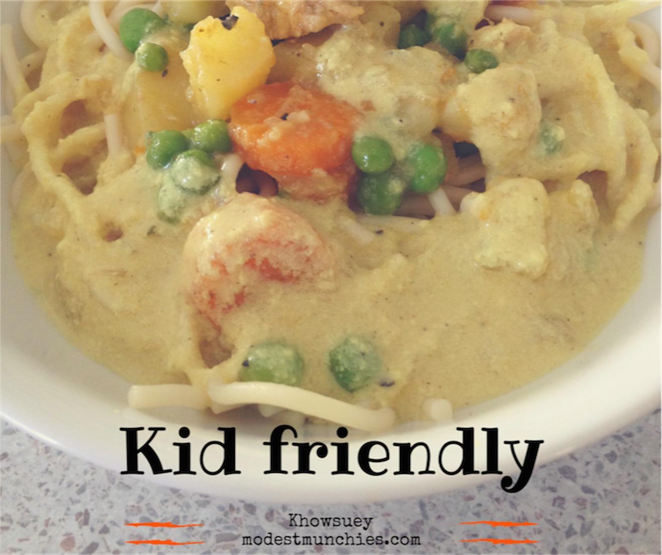 Kid friendly khowsuey_3