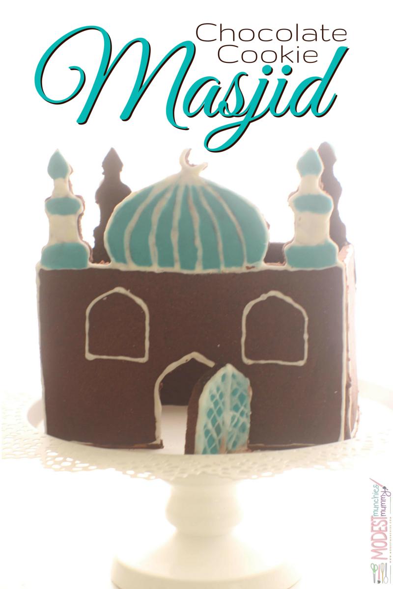 Chocolate Cookie Masjid