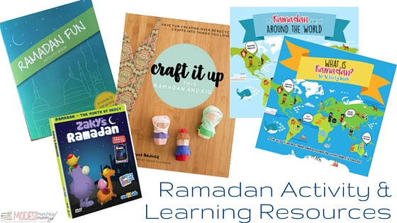 Ramadan learning resources