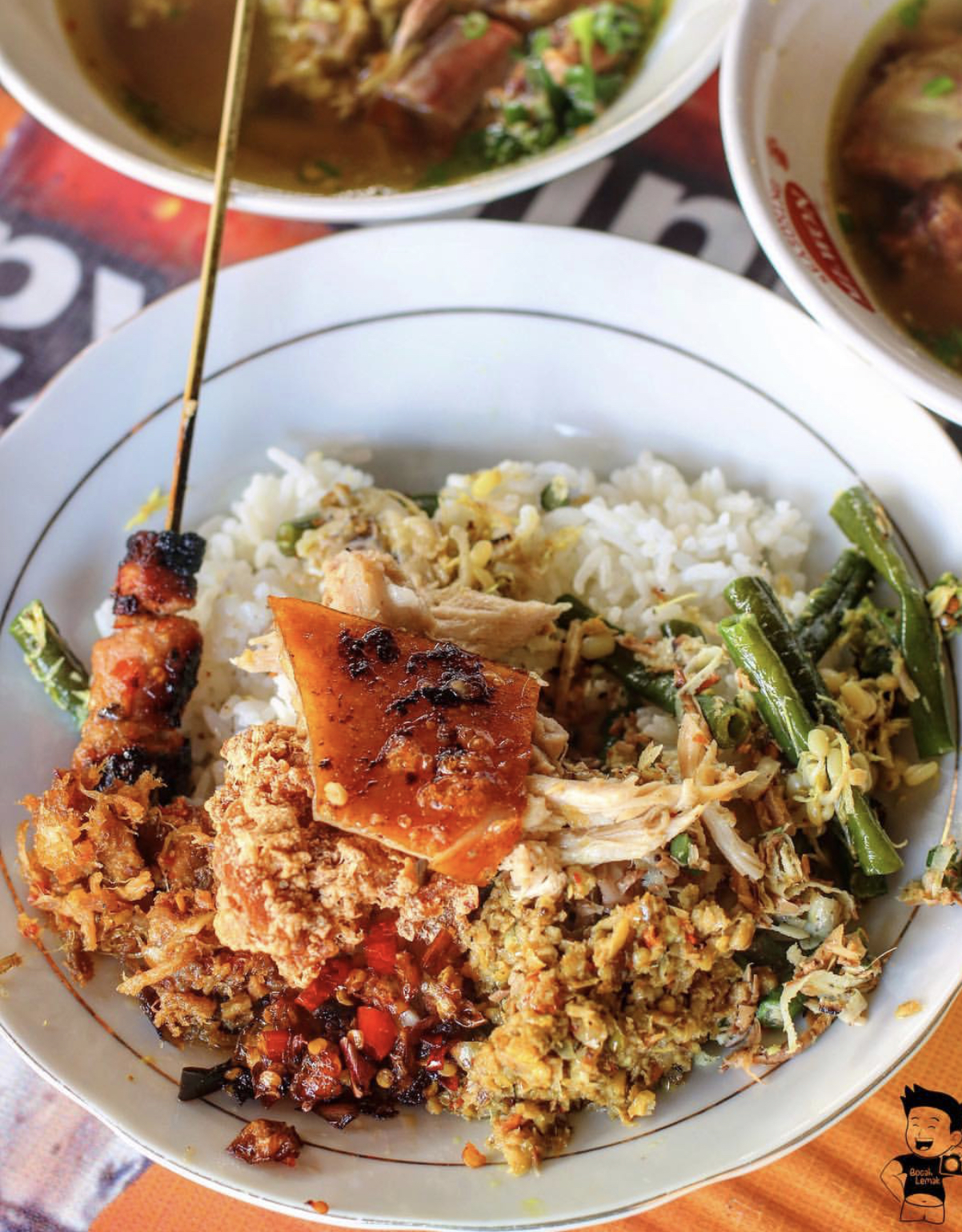 Delicious Balinese Food And Best Restaurant To Visit In Bali. Restaurants you should visit when traveling to Ubud, Bali.