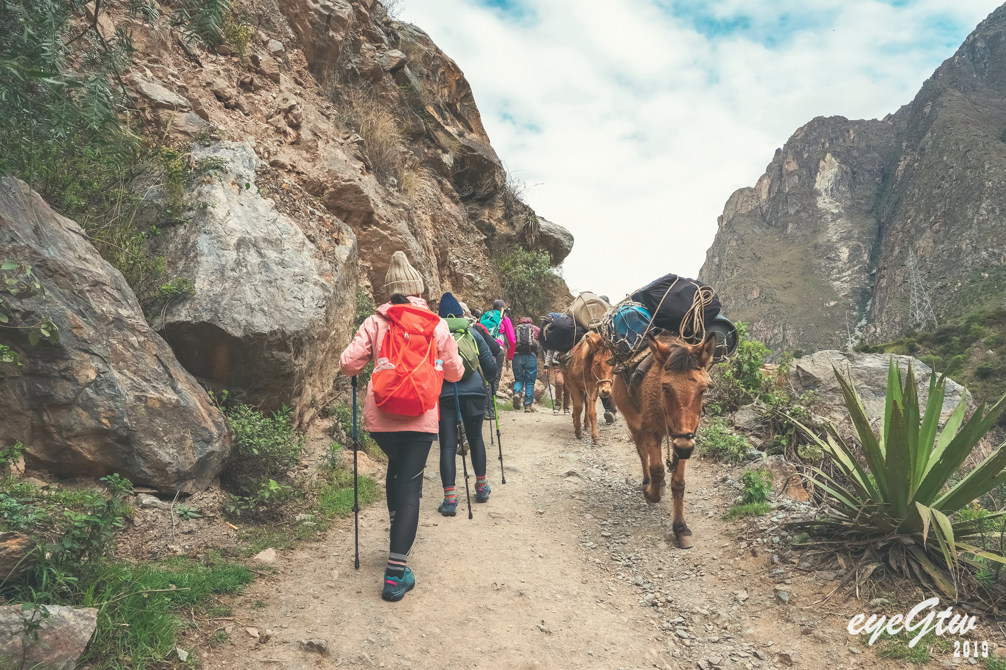 秘魯 印加古道 Day1
