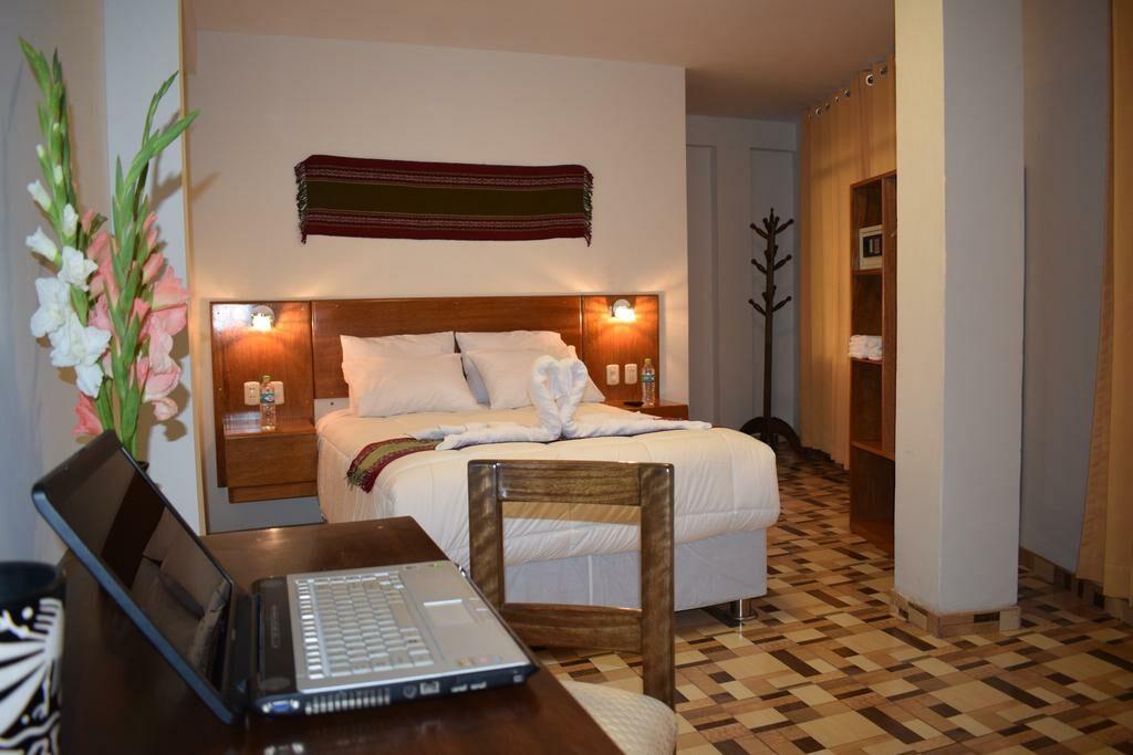 圖|截自Booking飯店照片