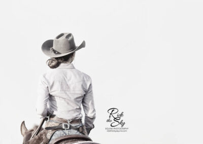 Cowgirl on the Range