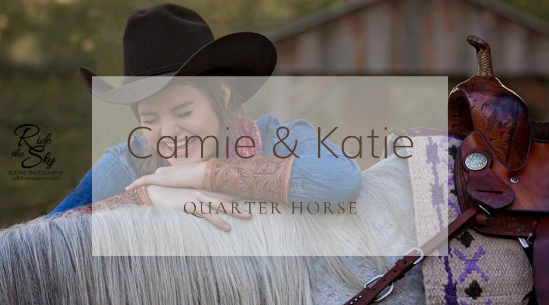 Chattanooga Horse Photography: Camie & Katie