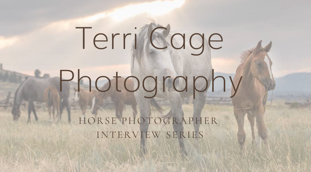 An Interview with Terri Cage Photography