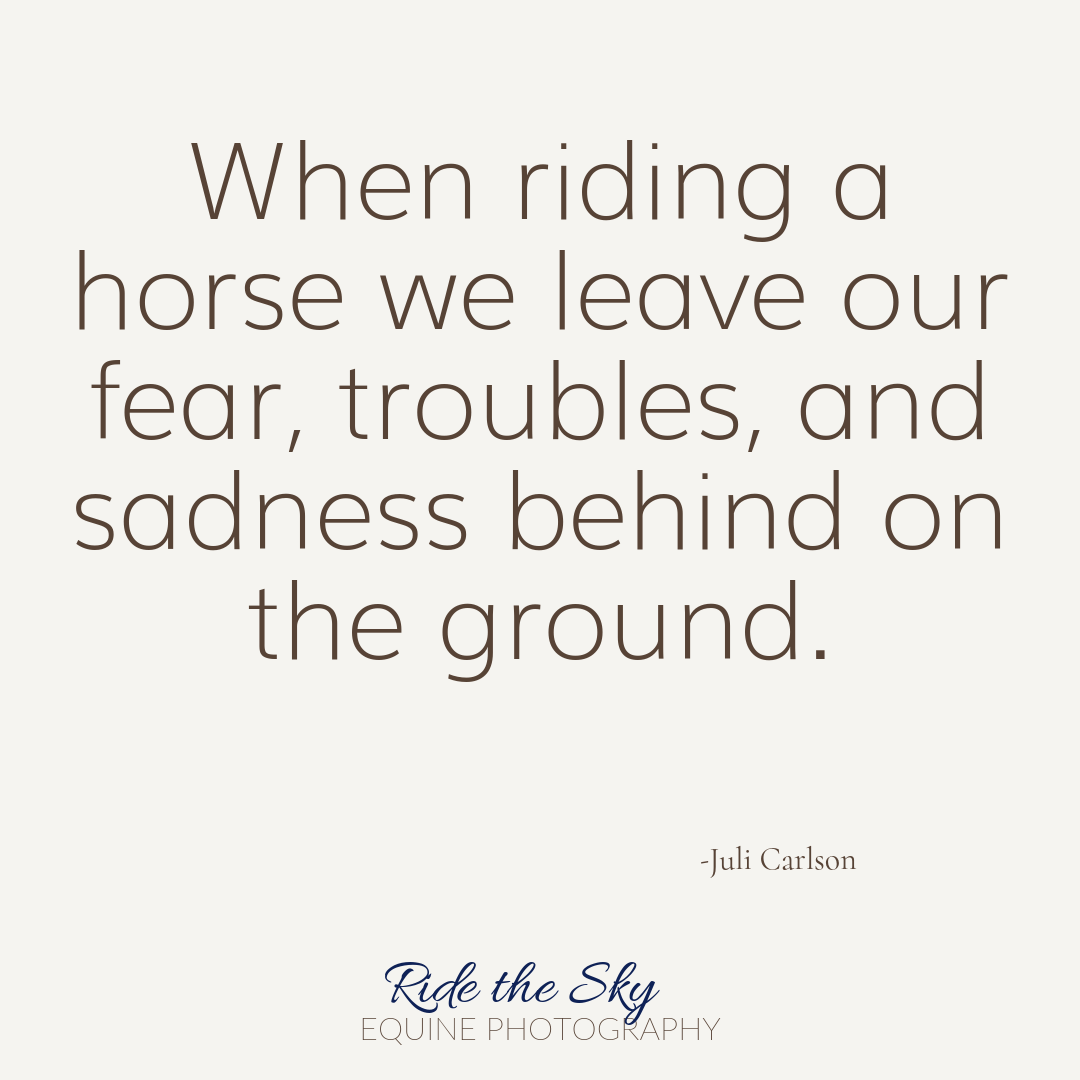 11 More Great Horse Quotes Ride The Sky Equine Photography