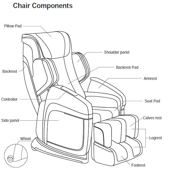 chaircomponents