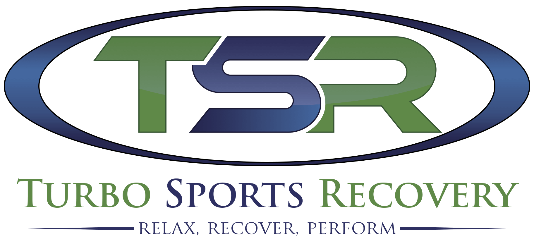 turbo sports recovery massage chairs logo