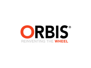 ORBIS Reinventing The Wheel logo