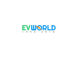 EVWorld 1998-2018 logo