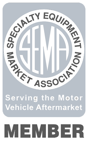 Speciality Equipment Market Association (SEMA) Serving the Motor Vehicle Aftermarket Member badge
