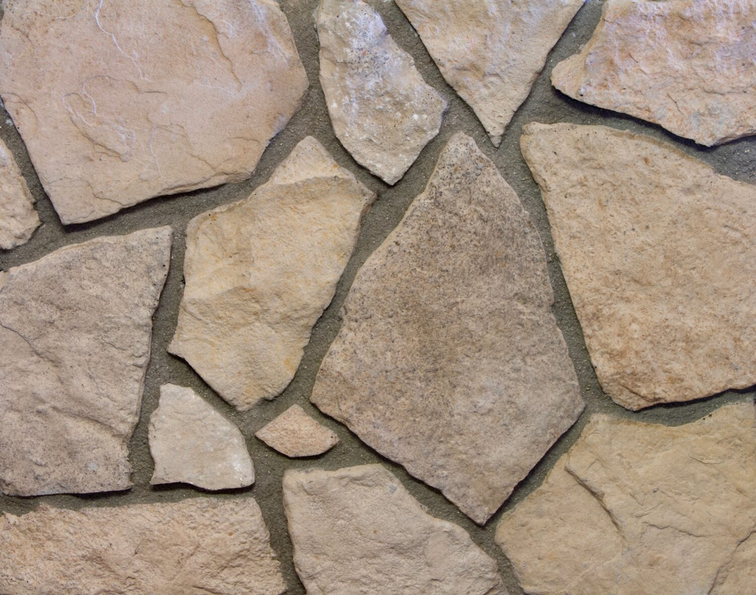 Giza in Field Stone by Zement Stone