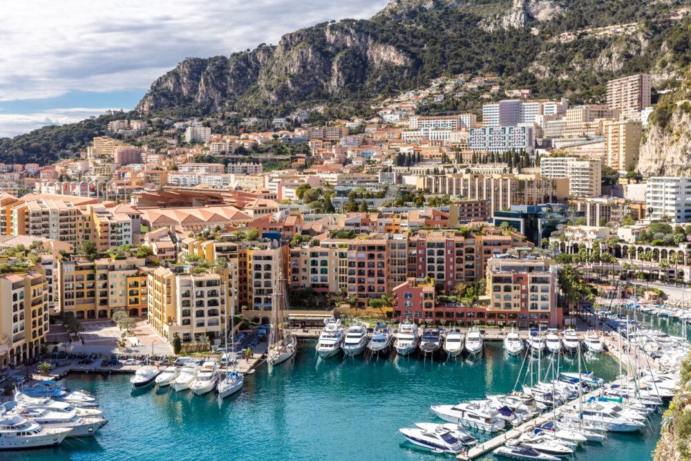 Monaco in Sandstone