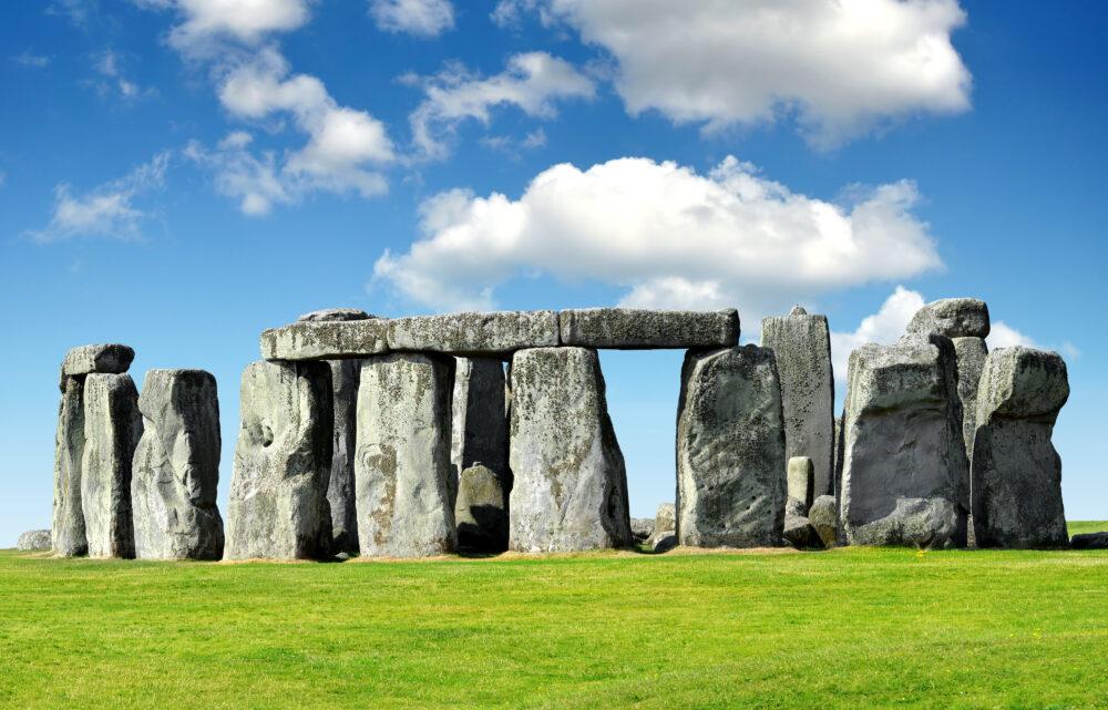 Stonehenge Stone By Zement Stone