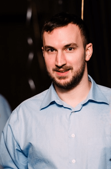 Mark Sinclair founder of the Coin Shack, Toronto's place to buy and sell bitcoin