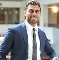 Hammad Ismail founder of the Coin Shack, Toronto's place to buy and sell bitcoin