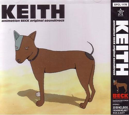 BECK original soundtrack: KEITH
