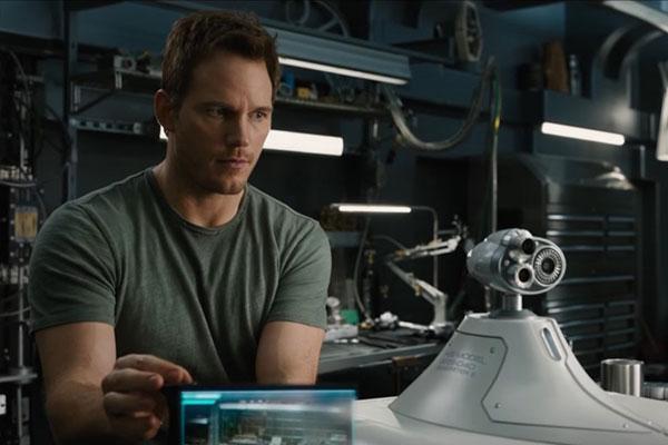 Passengers: คู่โดยสารพันล้านไมล์ [2016] - Jim Preston (นำแสดงโดย Chris Pratt)