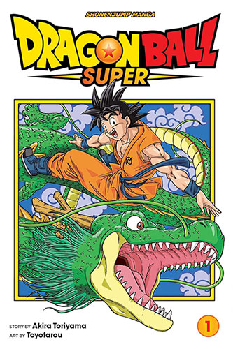 Dragon Ball Super: Manga
