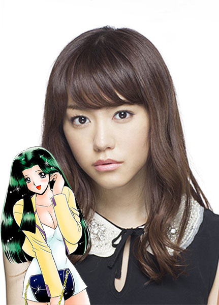 Jigoku Sensei Nube: นูเบ มืออสูรล่าปีศาจ [2014] - Takahashi Ritsuko