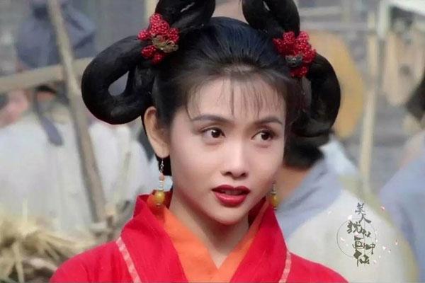 ดาบมังกรหยก ตอนประมุขพรรคมาร (Kung-Fu Cult Master: 1993) - เสี่ยวเจียว (รับบทโดย ซิวซู่เจิน / Chingmy Yau)