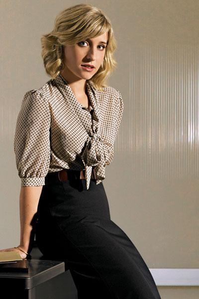 Smallville - Chloe Sullivan (นำแสดงโดย Allison Mack)