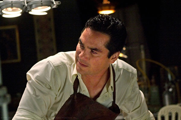 Smallville - Dean Cain (รับบทเป็น Dr. Curtis Knox ใน Season 7 EP. 4)