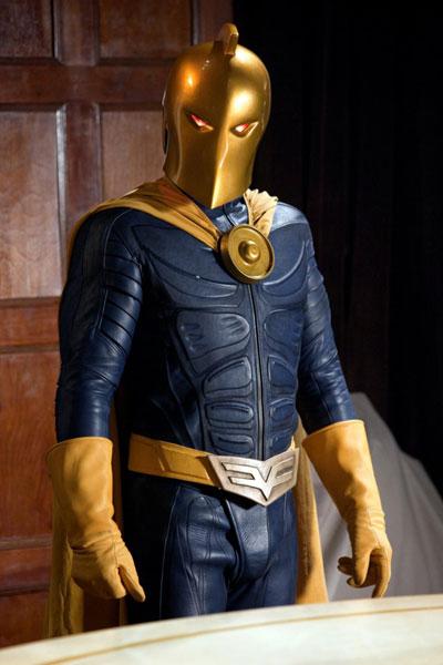 Smallville - Dr. Fate (รับบทโดย Brent Stait)