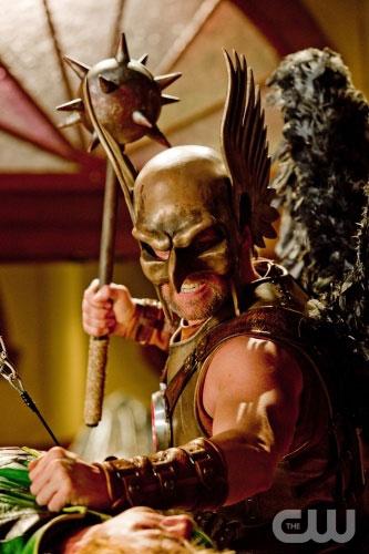 Smallville - Hawkman (รับบทโดย Michael Shanks)