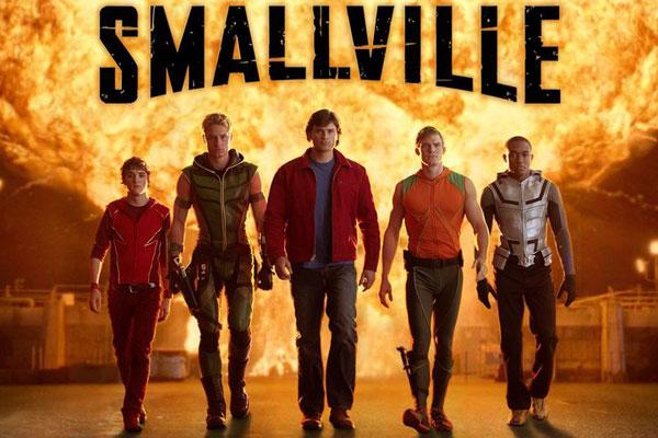 Smallville - Justice Leauge
