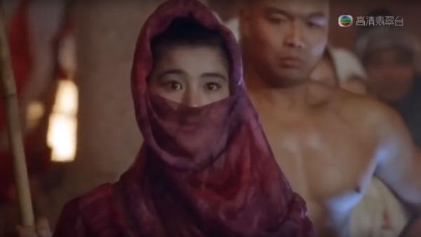 ดาบมังกรหยก ตอนประมุขพรรคมาร (Kung-Fu Cult Master: 1993) - มังกรเสื้อม่วง