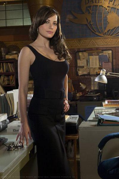 Smallville - Lois Lane (นำแสดงโดย Erica Durance)