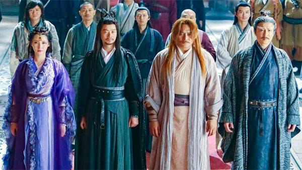 ดาบมังกรหยก (Heavenly Sword Dragon and Slaying Saber) [2019] - 4 ผู้คุมกฎพรรคเม้งก่า