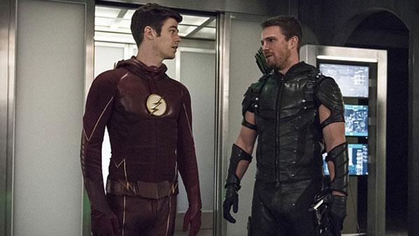 Flash x Arrow