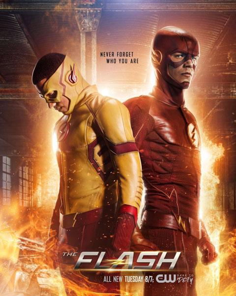 The Flash: วีรบุรุษเหนือแสง - Kid-Flash x Flash