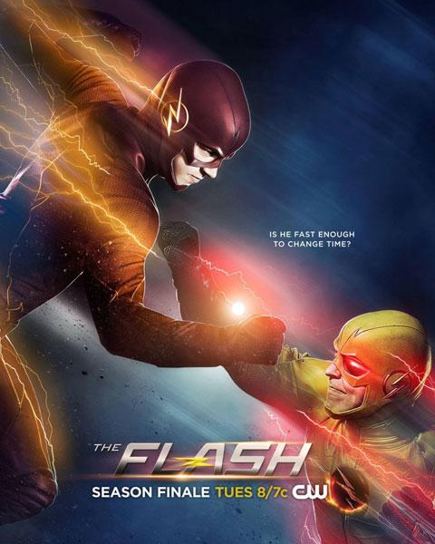 The Flash: วีรบุรุษเหนือแสง - Flash vs. Reverse-Flash