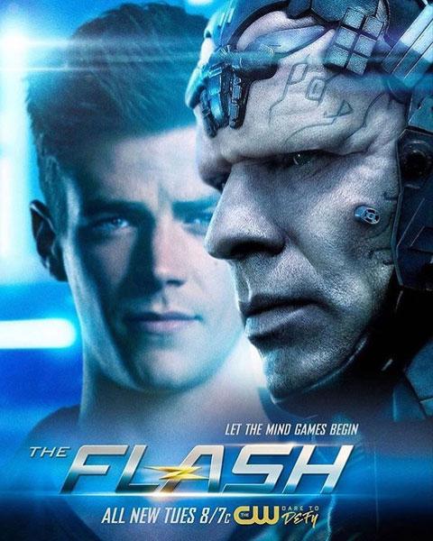 The Flash: วีรบุรุษเหนือแสง - Flash vs. The Thinker