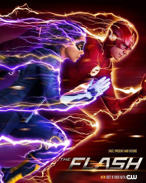 The Flash: วีรบุรุษเหนือแสง - XS x Flash