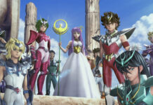 Knight of the Zodiac: Saint Seiya (2019) - NETFLIX